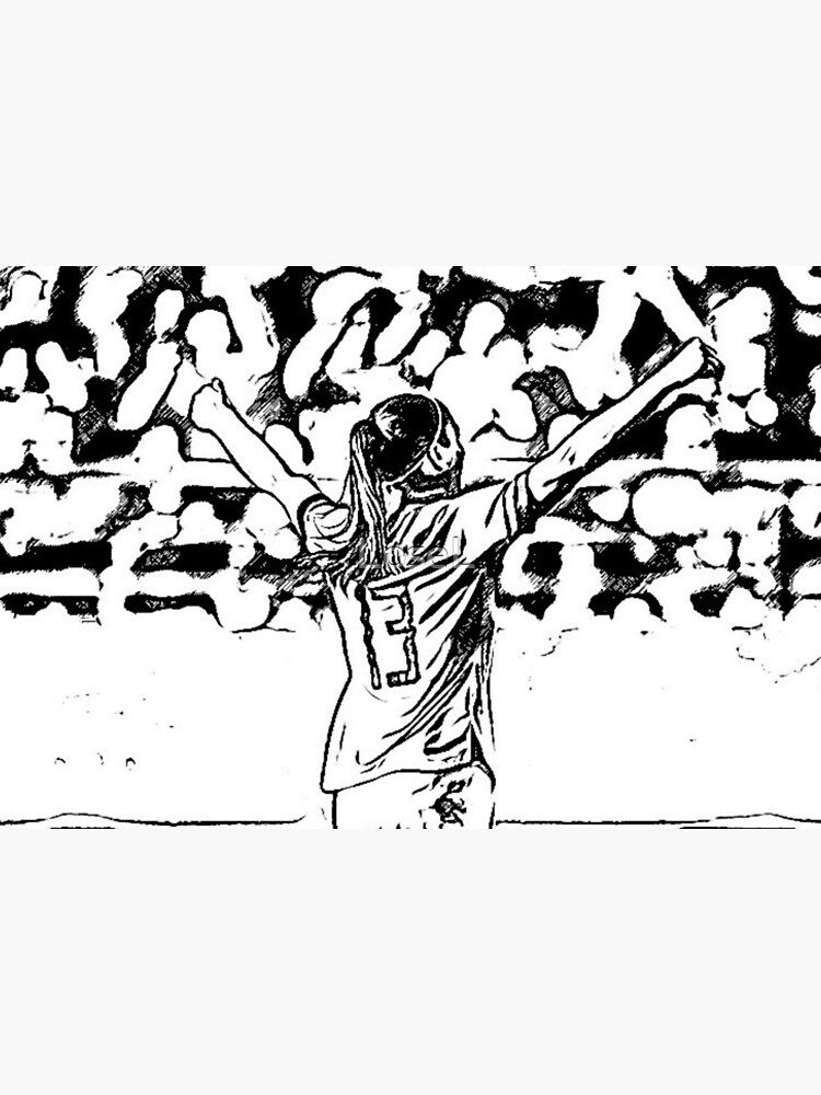 uswnt - Alex Morgan arms in the air celebration by LoseL