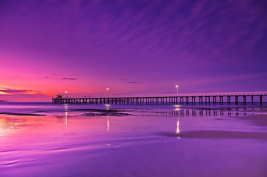 """""""Lonsdale Twilight Reflections"""" by Phil Thomson IPA"""