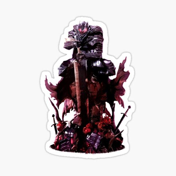Berserk v1 Sticker
