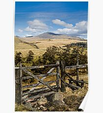 Scafell  Poster