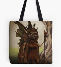 The Faery Crone Tote Bag