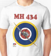 MH434 Spitfire Tee Shirt Unisex T-Shirt