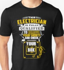 Electrician Unisex T-Shirt