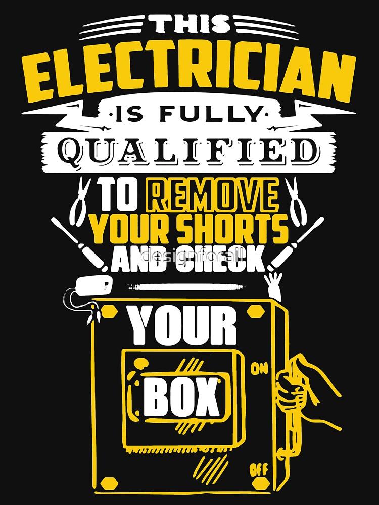 Electrician | Unisex T-Shirt