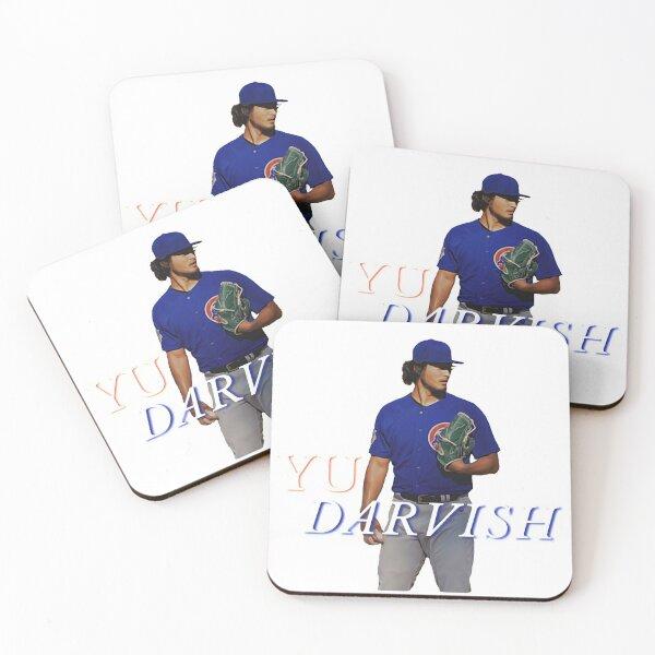 Yu Darvish Coasters (Set of 4)