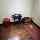 Robben Island Prison Cell II (Nelson Mandela's Cell) by Ludwig Wagner