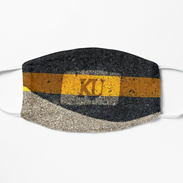 Rock Chalk Sidewalk Mask