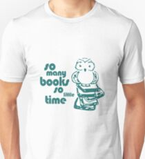 Book Owl Unisex T-Shirt