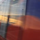 Sun weary DLR by ravishlondon
