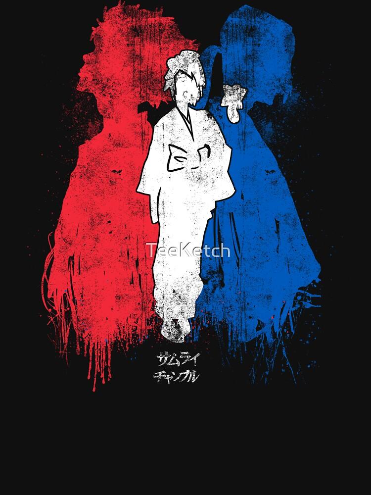 Samurai tag | Unisex T-Shirt