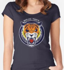 Rising Tiger Women's Fitted Scoop T-Shirt