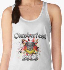 Oktoberfest Coat Of Arms 2013 Women's Tank Top