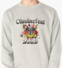Oktoberfest Coat Of Arms 2013 Pullover
