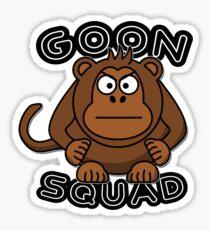 GOON SQUAD!! Sticker