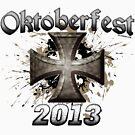 Oktoberfest Iron Cross 2013 by Oktobeer
