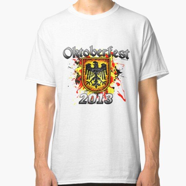 Oktoberfest Eagle Shield 2013 Classic T-Shirt
