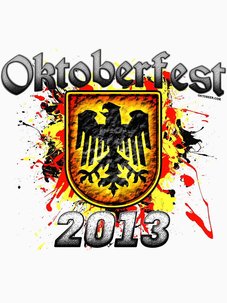 Oktoberfest Eagle Shield 2013 by Oktobeer