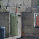 """Garden gate"" by Alan Harris"