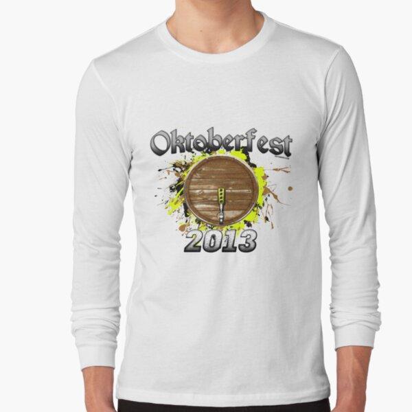 Oktoberfest Keg 2013 Long Sleeve T-Shirt
