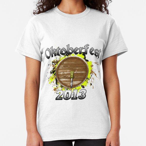 Oktoberfest Keg 2013 Classic T-Shirt