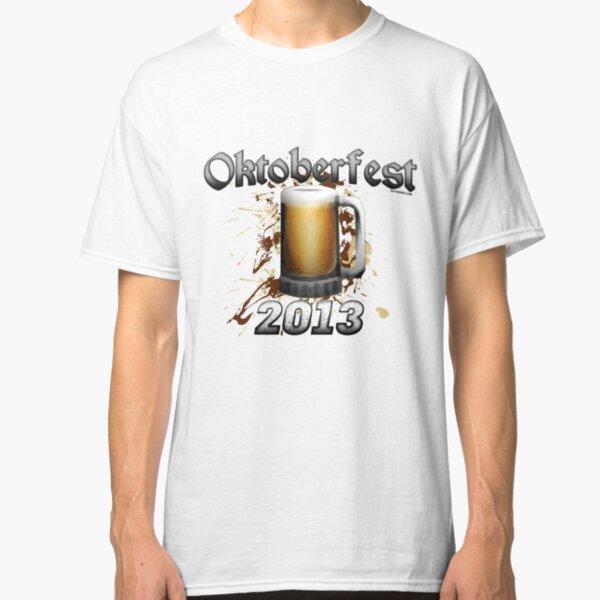 Oktoberfest Beer Mug 2013 Classic T-Shirt