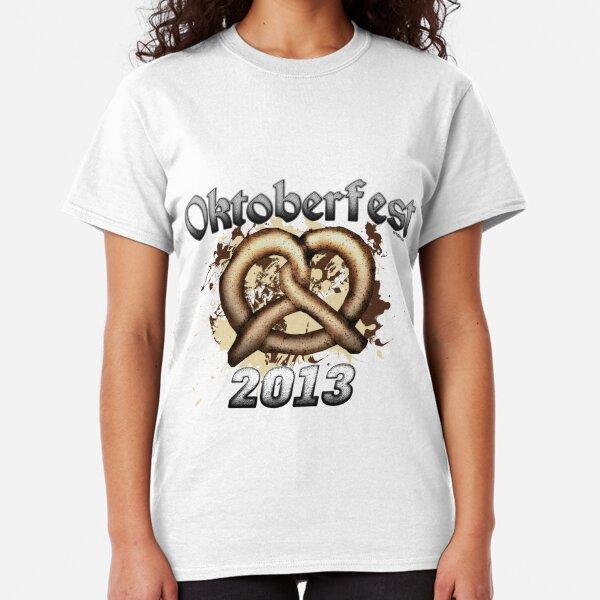 Oktoberfest Pretzel 2013 Classic T-Shirt