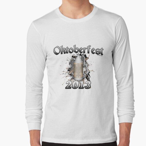 Oktoberfest Beer Stein 2013 Long Sleeve T-Shirt