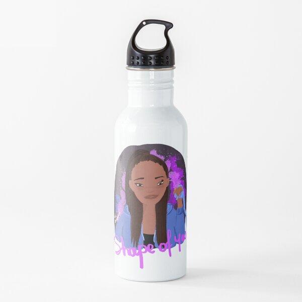 Shape of You Girl Water Bottle