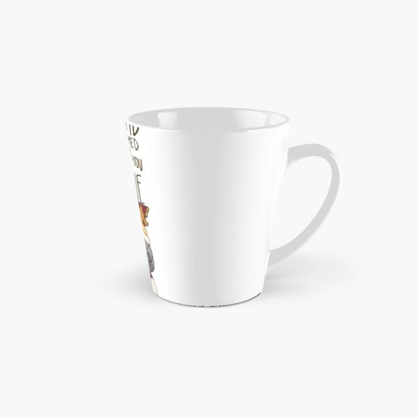 King George Tall Mug