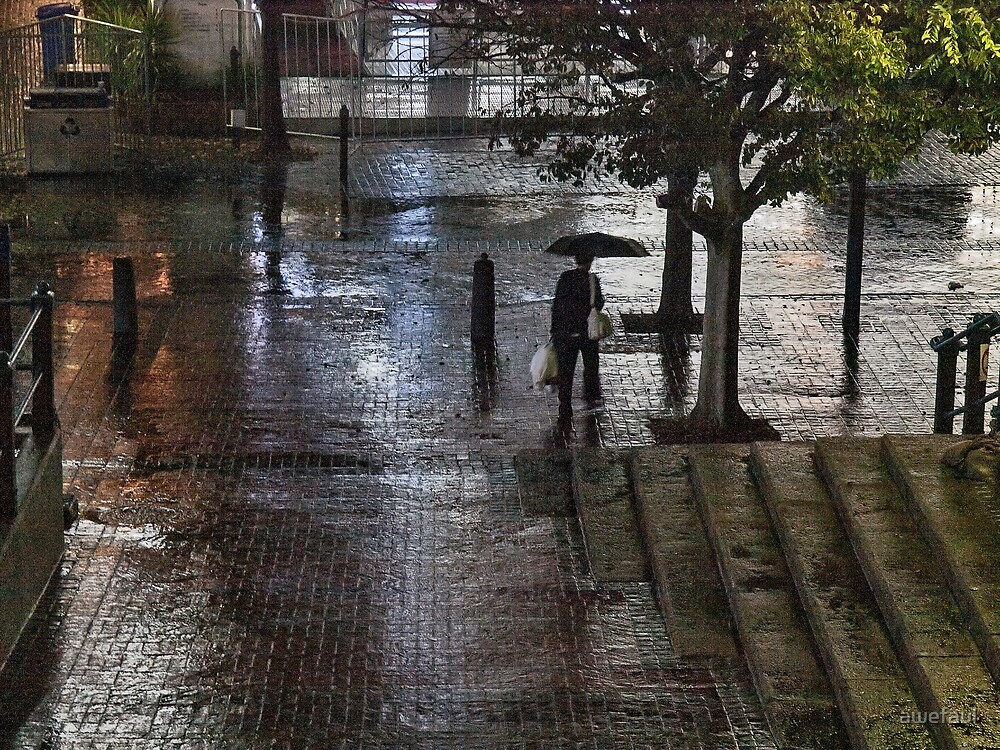 Rain in the morning by awefaul