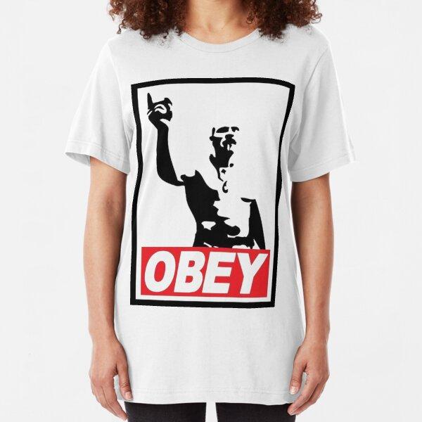 Techno Viking Slim Fit T-Shirt
