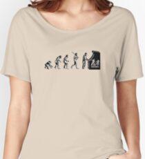 Arcade Evolution Women's Relaxed Fit T-Shirt