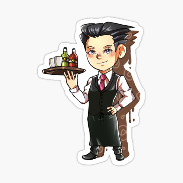 Ace Attorney Anime Gifts Merchandise Redbubble