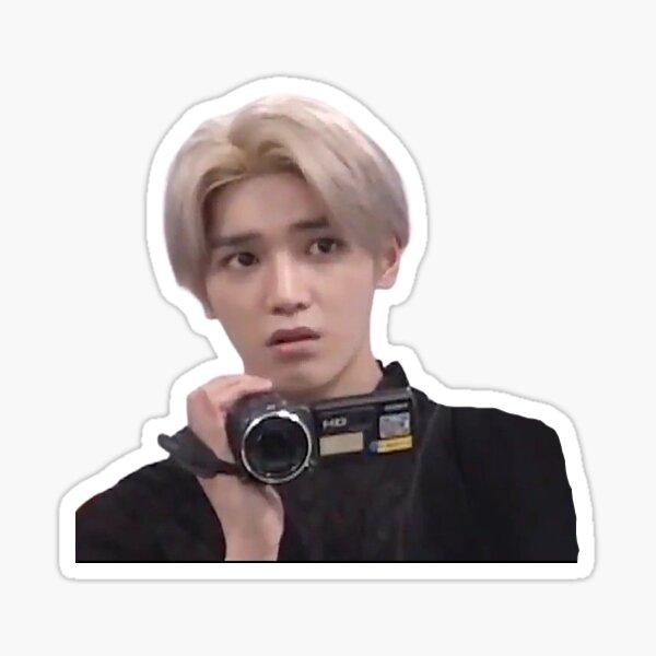 scared bubu Sticker