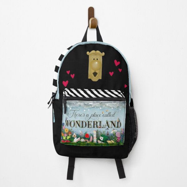There's a Place Called Wonderland Backpack
