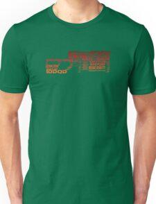 BFG Cheat Gun Unisex T-Shirt