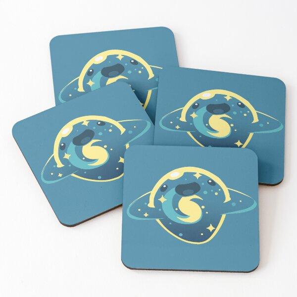 Secret Style Dervish Slime Pixel Coasters (Set of 4)