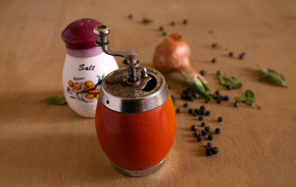 meal pepper by slavikostadinov