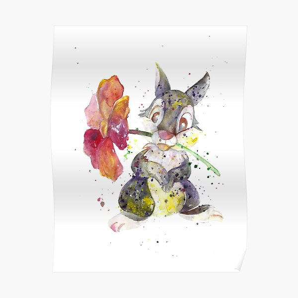 Thumper. Poster