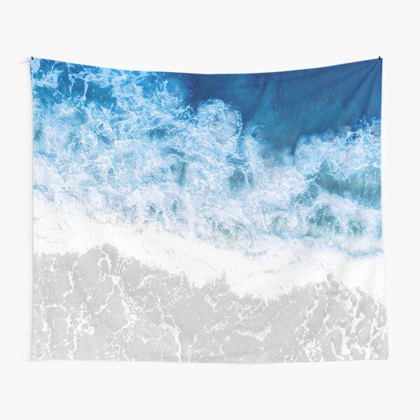 Blue Sea Tapestry