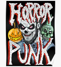 Horror Punk Poster
