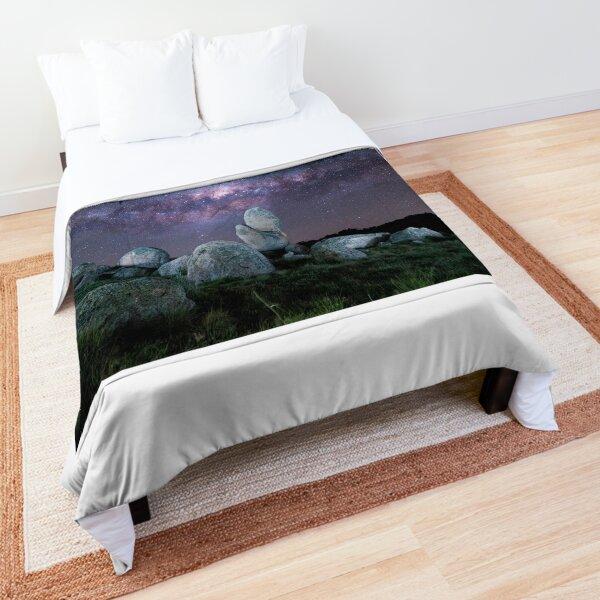 Under the Milky Way Comforter