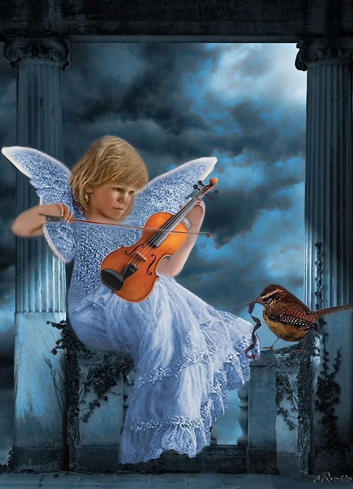 ❤ 。◕‿◕。SWEET MUSIC ANGEL WITH A BIRDS EYE VIEW❤ 。◕‿◕。 by ✿✿ Bonita ✿✿ ђєℓℓσ