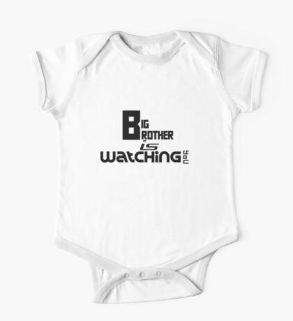 Big Brother is Watching You Kids Clothes