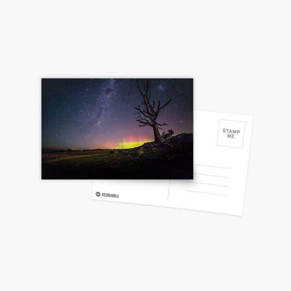 Aurora Australis Tooborac Postcard