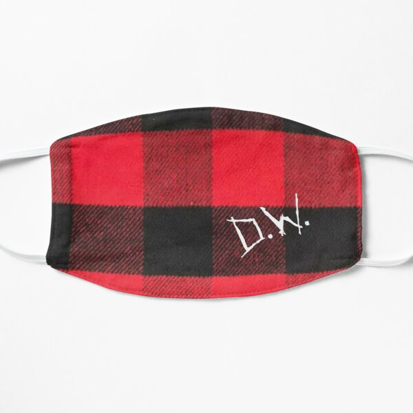DEAN WINCHESTER PLAID  Mask