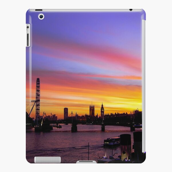 London at Sunset 3 iPad Snap Case
