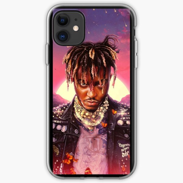 Juice Wrld Legends Never Die iPhone Soft Case