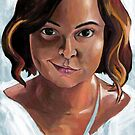 Self Portrait or Bust! by Alex e Clark