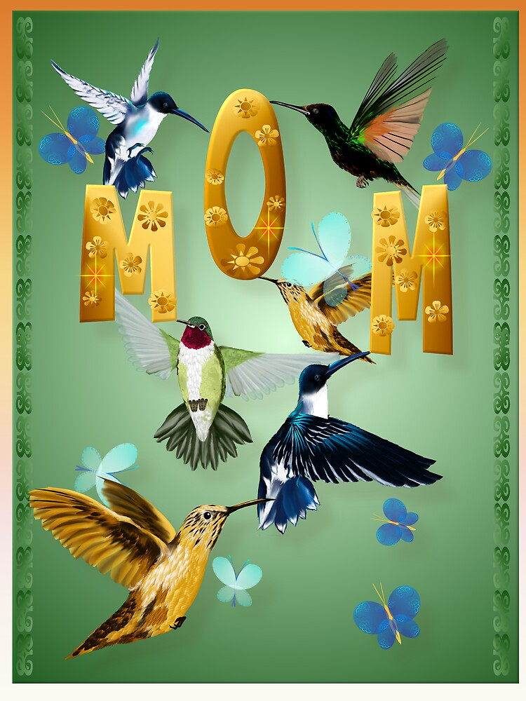 MOM-For to the birds by Lotacats